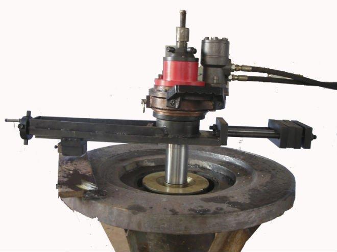flange facing machine price