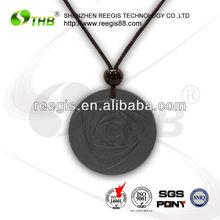 2013 unique design quantum scalar energy pendant manufacturers to increase blood circulation