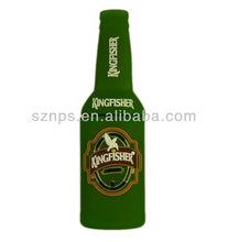 OEM Drink/Beer bottle shape USB Flash for promotion