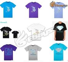 Fashionable promotional men basic t-shirt
