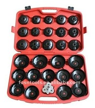 china Oil Filter Wrench Set 30pcs auto Vehicle Tools ball bearing for glass
