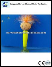 promotion novelty smiling face ball pen