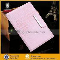 for apple ipad mini crocodile protection sleeve , case manufacture for ipad mini case