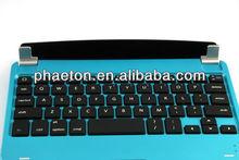 bluetooth keyboard for apple ipad mini tablet, for ipad mini case