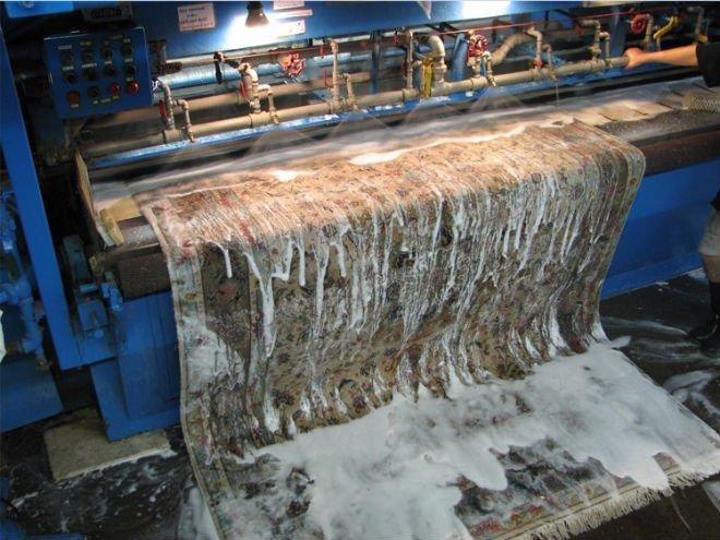 Machine Laver De Tapis
