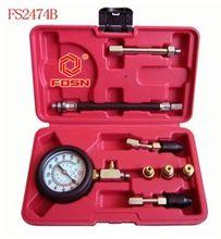 2014 Petrol Engine Compression Test Kit Car Diagnostic Tools digital timing light gasoline engine diagnosis tools OEM