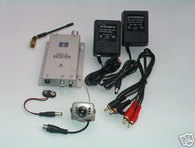 Micro Security Camera