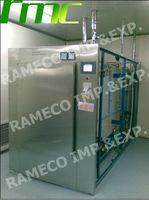 MG pulse vacuum steam work cloth sterilizer