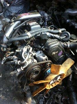 Toyota 1KZ-TE engine