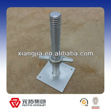 Best Price from China!!Cosntruction Screw jack nut/casting Iron/Black