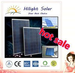 high quality high watt solar panels with tuv,IEC,CE,CEC,INMERO