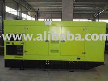 Generator 415 KVA SOUNDPROOF DIESEL VOLVO Engine