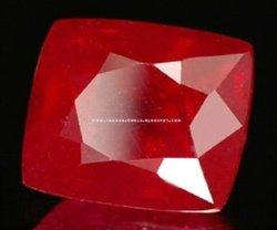 Batu Ruby / merah delima