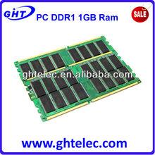 Computer scrap suppliers ddr 333 mhz 1gb memory desktop