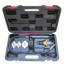 2014 9pcs Radiator Pressure Tester Car Diagnostic Tools electric strain OEM