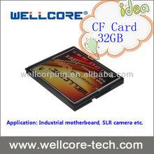 Wellcore 1100X 50pin 32GB cf card price compact flash memory card