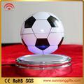 Led 4'' elettro magnetico sospeso calcio, magnetico globo sospeso