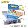 paint your wooden airplane-- small gift for kids