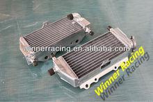 Kawasaki KX125 KX 125 1999-2005 aluminum alloy radiator 2000 2001 2002 2003 2004
