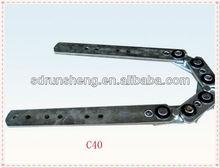 removable mechanism for sofa headrest C40