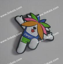 PVC Fridge Magnet With Custom Logo
