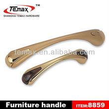 door handle chrome,mew double sided door pull handle