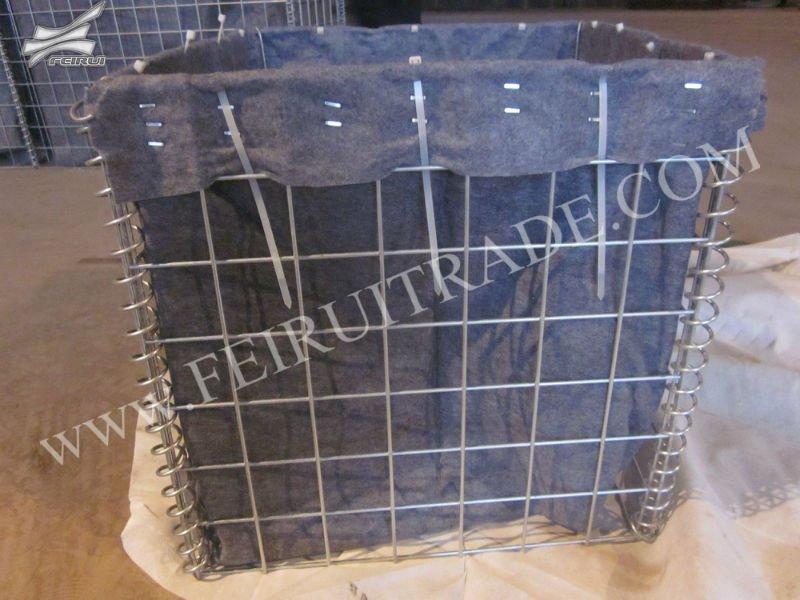 Gabion Baskets Retaining Gravity Wall Design images