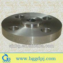 BG alloy steel high pressure slip on flange ansi 150 rf
