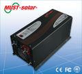 Wind solar wechselrichter mit controller wechselrichter mit ladung mit reiner sinus ladegerät/müssen solar wechselrichter