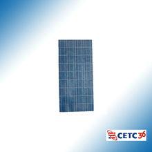 130W Poly solar pv panel