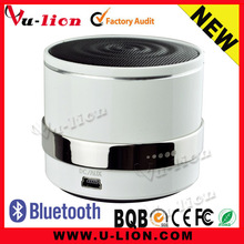 Mini Super Bass Bluetooth Handfree Mic Portable Speakers