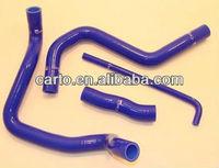 Silicone radiator turbo hose kit for SUZUKI GSXR600 06-08