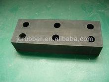 rubber bumper block