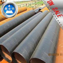 36'' Sch XS sprial steel pipe Epoxy bituminous