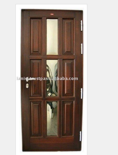Uv011 Glass Inserts Engineered Entry Wooden Door Buy Door Wooden Door Wood