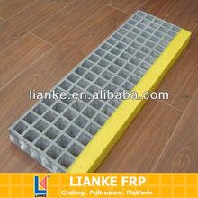 China Jiangsu Changzhou fiberglass frp stair tread water meter manhole cover