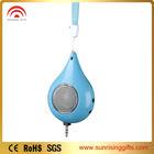 WATER DROP Shape Portable mini SOUND BOX,active powered speaker