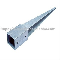 Pole Anchor Ground Spike