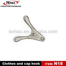 Temax supplier acrylic display racks hook
