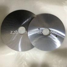 tungsten carbide disc cutter with sharp edges/fiber disc cutter