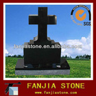 cross shaped granite tombstone design and headstone