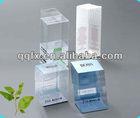 Custom design clear pvc box, transparent plastic pvc box, pvc boxes wholesale