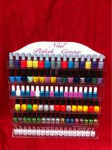 Esmalte de uñas de acrílico del estante, de la pantalla, hold96+, esmaltes de uñas opi, china glaze, essie