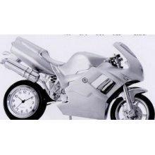 ArtPromos MI-3234 Motorcycle Metal Clock