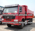 Sinotruck howo 336hp 6*4 camion léger