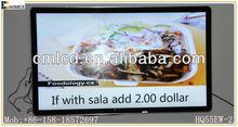 55 inch Multimedia display lcd advertisement displayer(HQ55EW-2,7''-65'')