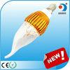 3W 4W 5W candle lamp led E14 E27 e14 led bulb 4w candle