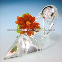Beautiful Crystal Shoes, crystal wedding gift, crystal decoration
