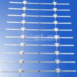 12 volt led flexible light lattice for advertising sign cabinet backlight