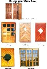 TEAK WOOD DOOR&WINDOWS
